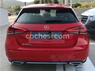 usado Mercedes A180 Clase A7g-dct 116 cv en Barcelona