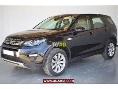 usado Land Rover Discovery Sport RANGE ROVER2.0 SD4 180 AWD 4x4 AUT -HSE- 7 plazas - FULL EQUIPE '16