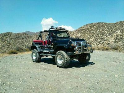 gebraucht Jeep Wrangler WranglerYJ