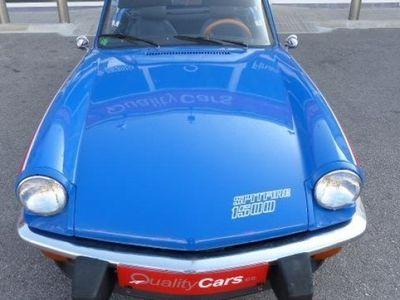 usado Triumph Spitfire año 1977 40000 KMs