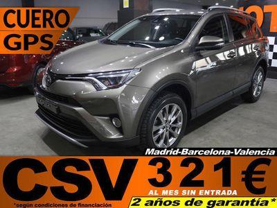 gebraucht Toyota RAV4 150D 2WD Advance 105 kW (143 CV)