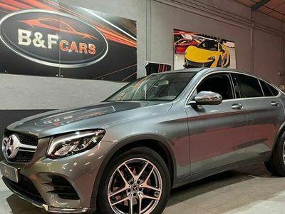 usado Mercedes 220 Clase GLC Coupé4Matic Aut.