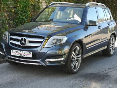 second-hand Mercedes GLK220 CDI BE