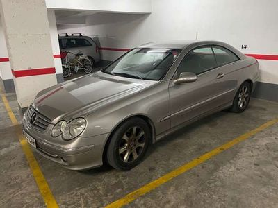 usado Mercedes CLK200 K