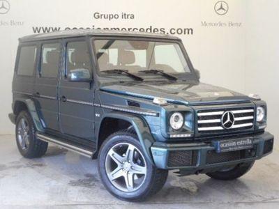 usado Mercedes 500 Clase G CLASE