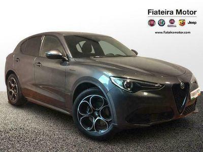usado Alfa Romeo Stelvio 2.2 DIÉSEL 154KW (210CV) VELOCE Q4