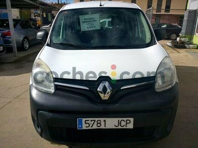 usado Renault Kangoo Combi 1.5dci Emotion N1 55kw 75 cv en Zaragoza