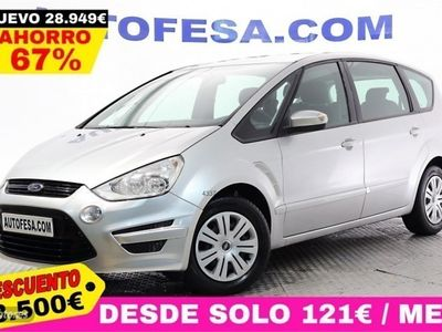 used Ford S-MAX 2.0 TDCi 140cv Trend