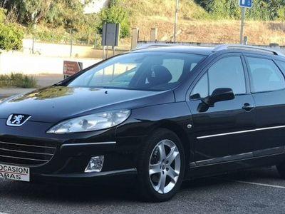usado Peugeot 407 2.0HDI Premium