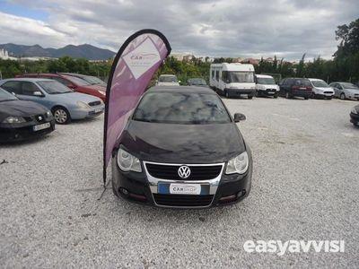 begagnad VW Eos 2.0TDI Cabriolet