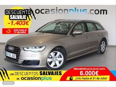 usado Audi A6 Avant 3.0TDI 272cv quattro S tronic