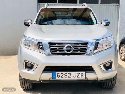 usado Nissan Navara 2.3 dCi 140kW Tekna Doble Cabina 4X4 AT