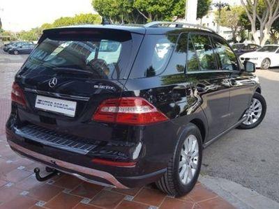 usado Mercedes ML250 año 2012 92000 KM € 31300.00