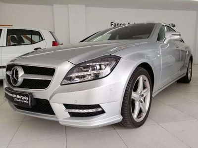 usado Mercedes CLS350 CLS ClaseCoupé CDI BlueEFFICIENCY