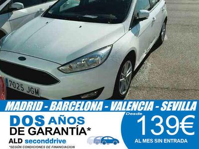 usado Ford Focus 1.5 TDCi S&S Trend+ 88 kW (120 CV)