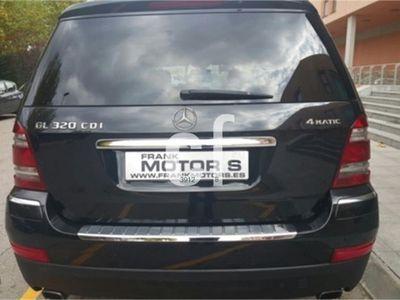 usado Mercedes GL320 320CDI