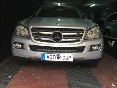 usado Mercedes GL320 Clase GlCdi 5p. -06
