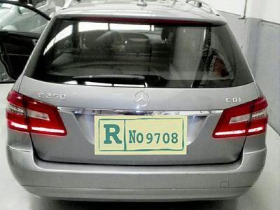 usado Mercedes E250 Estate CDI BE Avantgarde Aut.