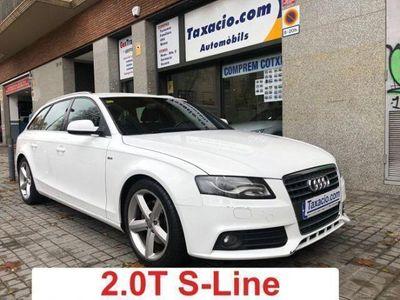 usado Audi A4 Avant 2.0T S-Line - Nacional - libro de revisiones - Garantía
