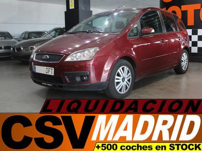 used Ford C-MAX 2.0TDCI Trend