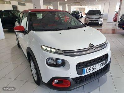 usado Citroën C3 PureTech 60KW 83CV FEEL
