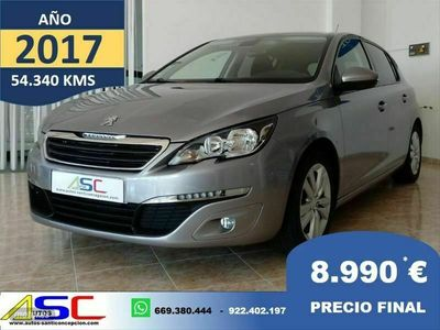 usado Peugeot 308 5p Style 1.2 PureTech 81KW 110CV SS