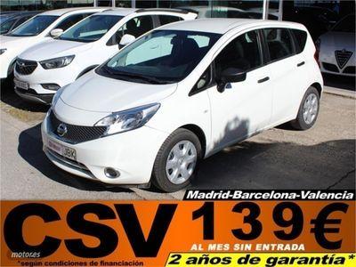 usado Nissan Note 1.5 dCi Naru Edition 66kW (90CV)