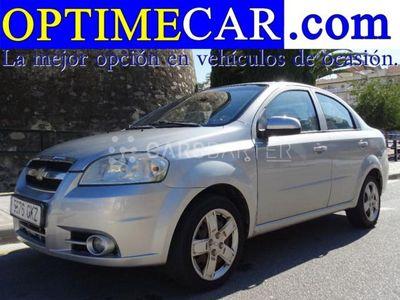 usado Chevrolet Aveo 4p 1.4 16v LT 4p