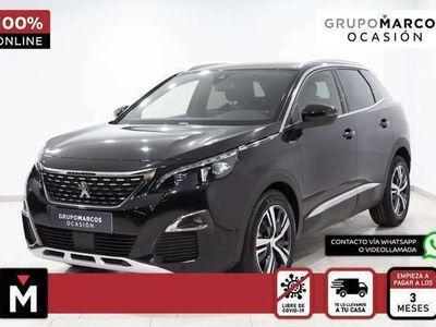 usado Peugeot 3008 1.2 PURETECH 96KW GT LINE S&S 5P