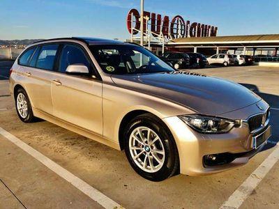 usado BMW 320 320 d TOURING con TECHO PANORÁMICO, NAVEGADOR, SIS