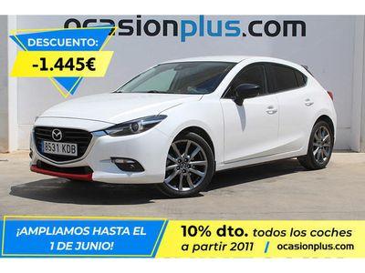 brugt Mazda 3 1.5 DE Black Tech Edition (105 CV)