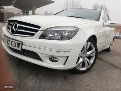 second-hand Mercedes CLC200 CLCCDI Style Edition