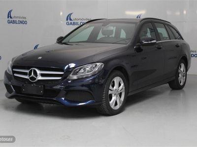 used Mercedes C220 Estate BlueTec 7G Plus