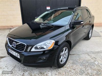 brugt Volvo XC60 2.4 D5 AWD Kinetic