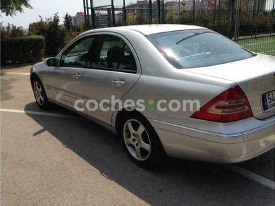 usado Mercedes C240 Clase CClassic 170 cv en Barcelona