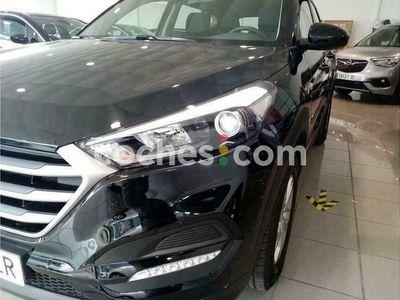 usado Hyundai Tucson 1.6 Gdi Bd Klass 4x2 131 131 cv en Coruña, A