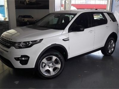 used Land Rover Discovery 2.0L eD4 110kW 150CV 4x2 Pure