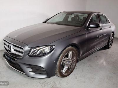 usado Mercedes E220 ClaseBERLINA[0-807]