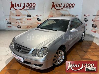 usado Mercedes CLK220 Clase CLKCDI Avantgarde