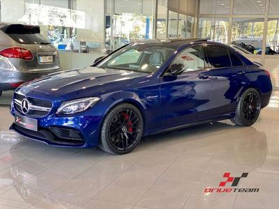 usado Mercedes C63 AMG ClaseAMG 7G Plus