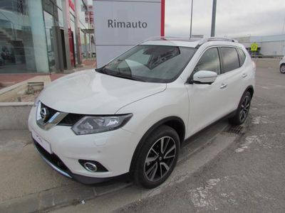 brugt Nissan X-Trail 1.6 dCi N-Connecta 4x2