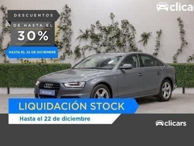 usado Audi A4 2.0TDI Advanced edition S tronic 110kW