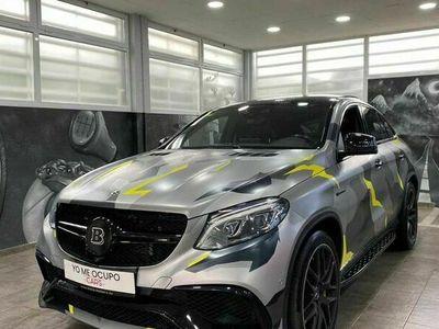 usado Mercedes GLE63 AMG ClaseAMG S 4Matic Aut.