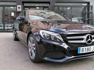 usado Mercedes C200 d (4.75) 7G Plus