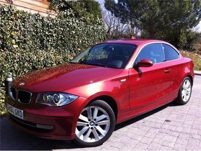brugt BMW 120 Coupé d