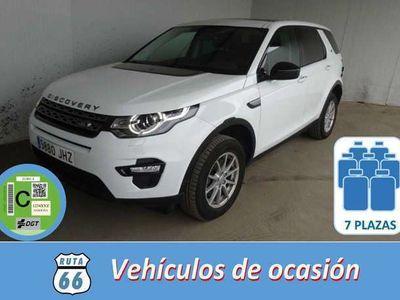 usado Land Rover Discovery Sport 2.0TD4 Pure 7pl. 4x4 150