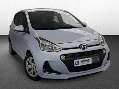 usado Hyundai i10 1.0 MPI Tecno