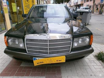 usado Mercedes 260 300se 4p. -86