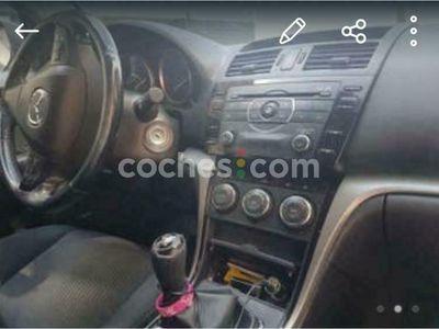usado Mazda 6 2.2de Style 163 163 cv en Barcelona