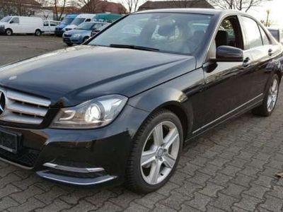 usado Mercedes C200 CDI BE 7G Plus